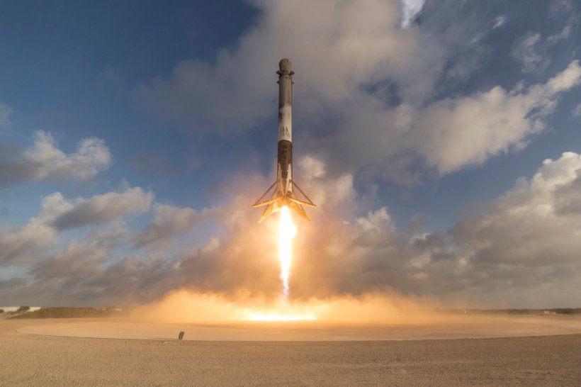 Falcon9-SpaceX